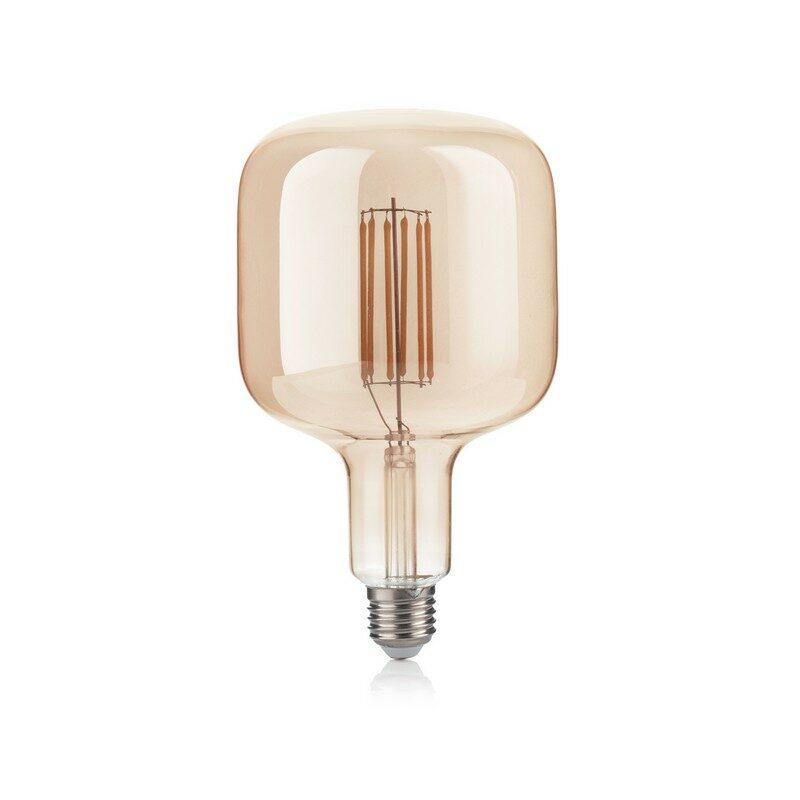 Ampoule LED Bullet vintage E27 6 watts ambrée