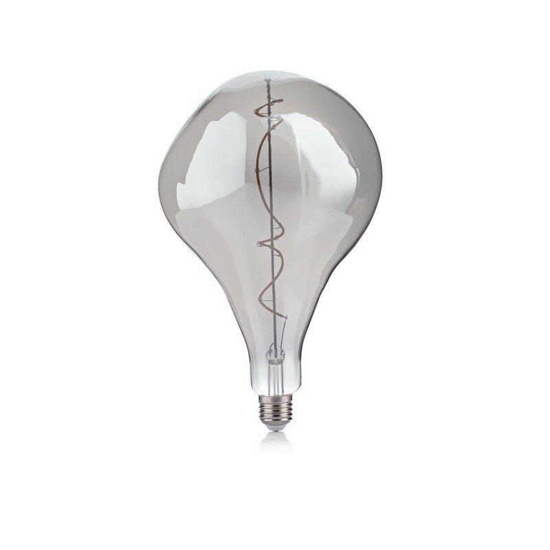 Ampoule LED Crash vintage E27 4 watts fumée