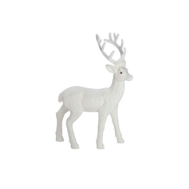 Cerf glamour brillant 33 cm