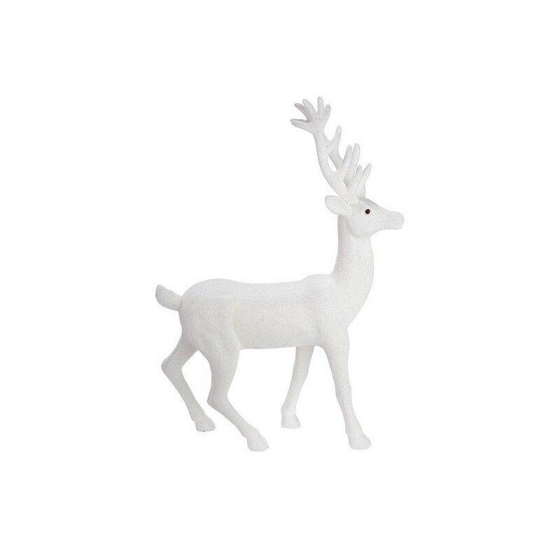 Cerf glamour brillant 46 cm