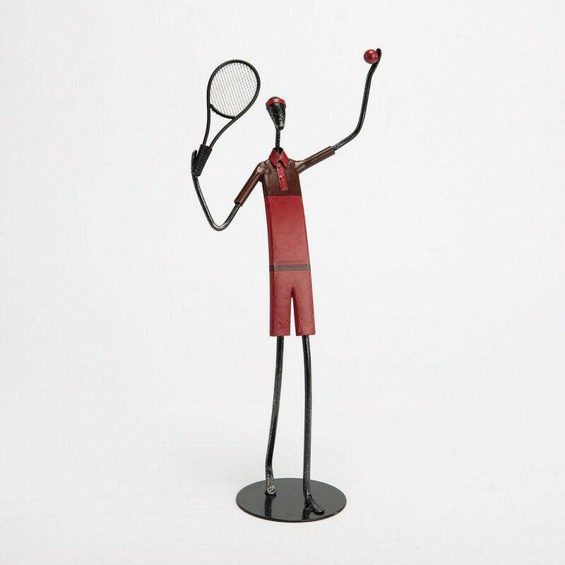 Figurine Tennisman 39 cm
