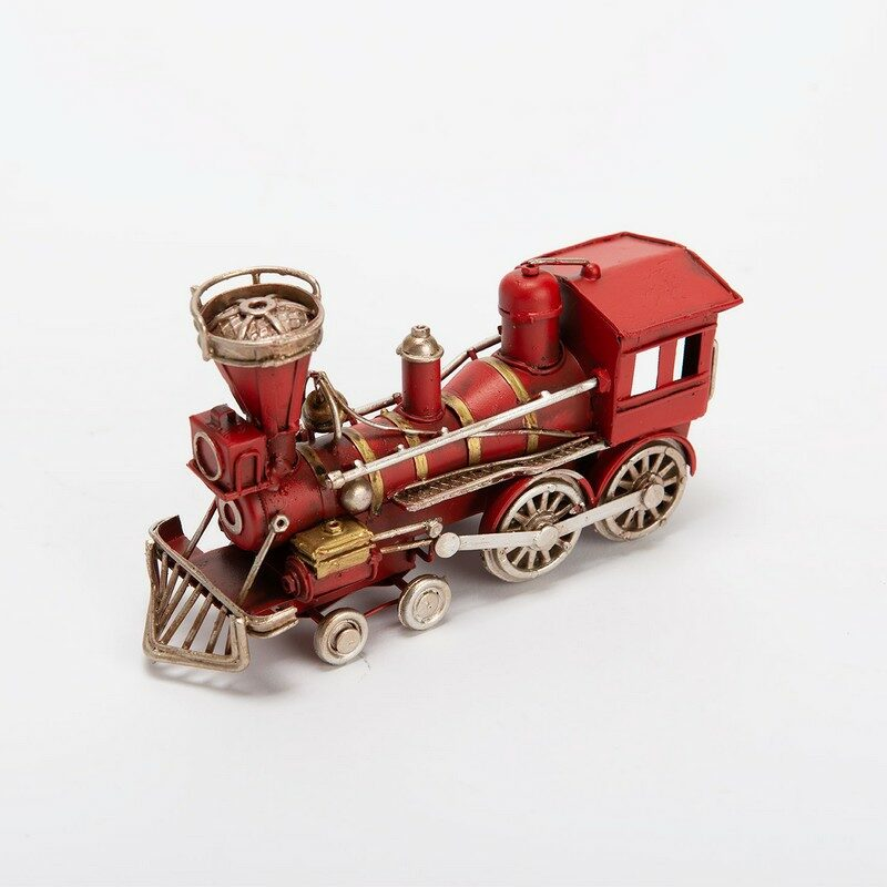 Petite locomotive rouge