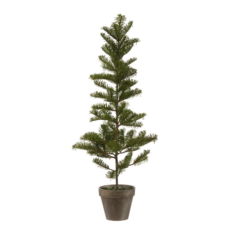 Sapin en pot artificielle 75 cm