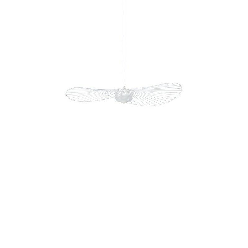 Suspension Vertigo Petite Friture petit modèle blanche