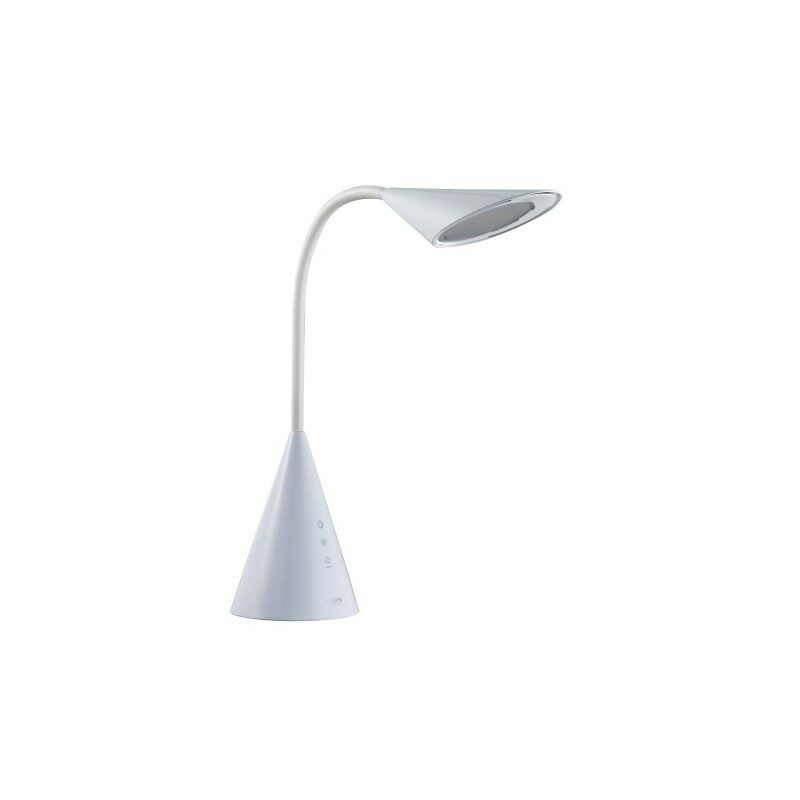 Lampe de bureau LED blanche Cambridge