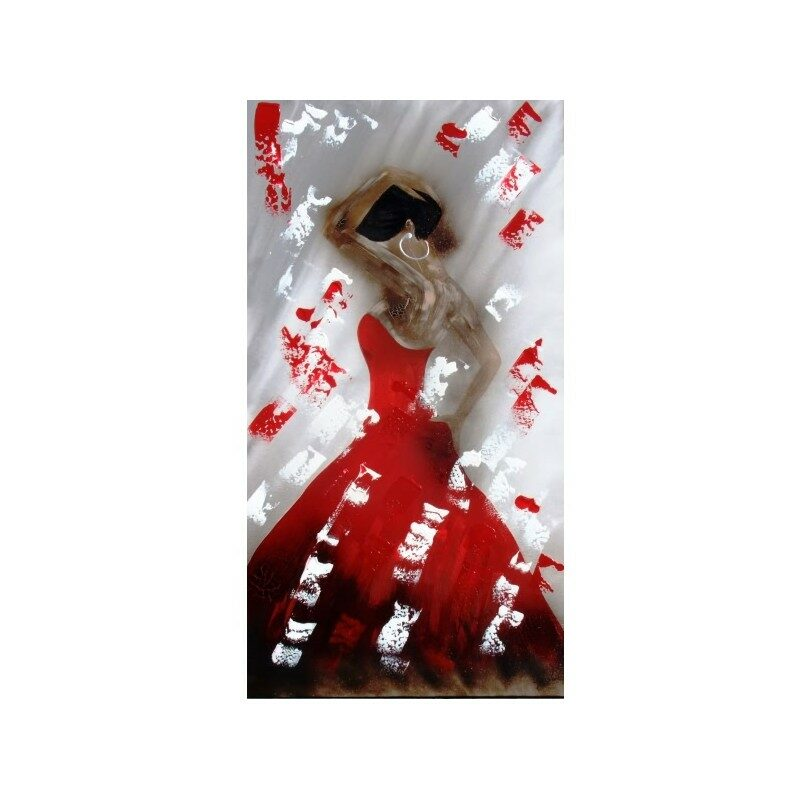 Tableau Flamenco 60 x 110 cm