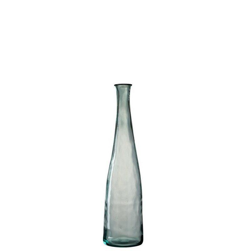 Vase en verre transparent Noah petit modèle