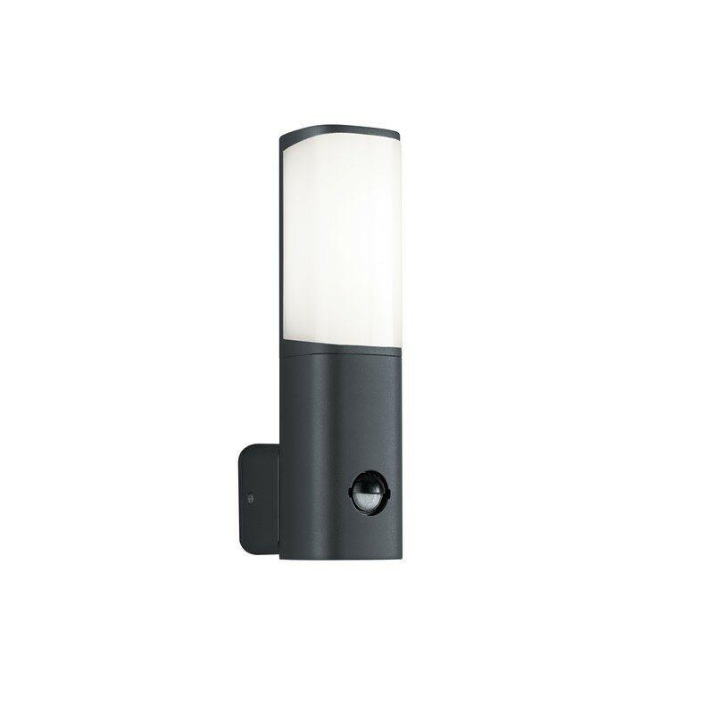 Applique extérieure led Ticino gris anthracite avec détecteur