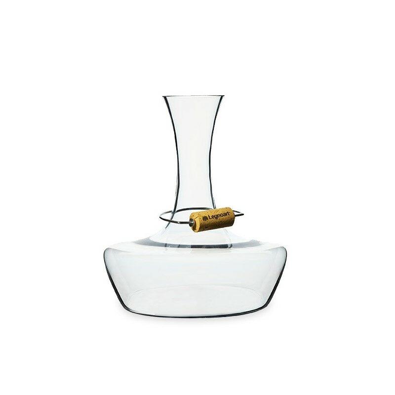 Carafe en cristal soufflé Château du goût