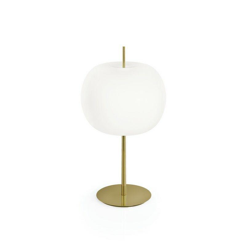 Lampe à poser laiton Kushi XL