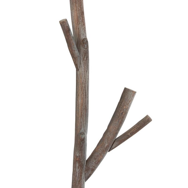 Portemanteau 5 branches en bois