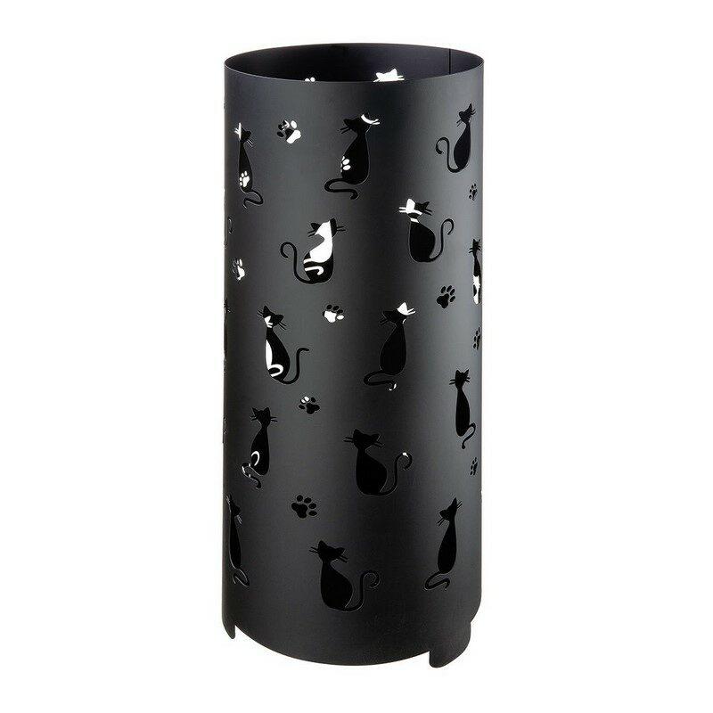 Porte-parapluie Cats noir