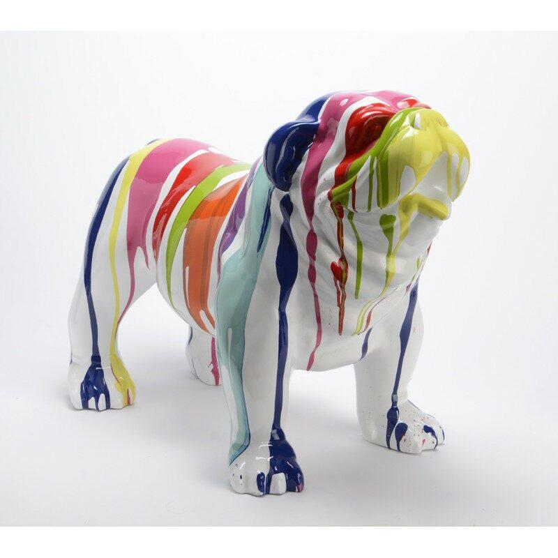 Bulldog USA trash S