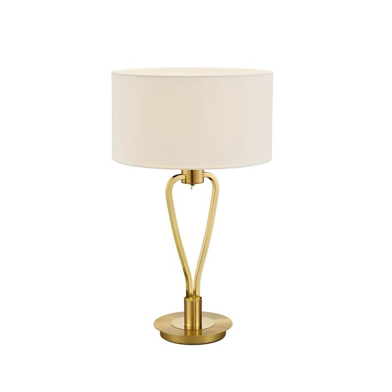 Lampe à poser laiton Paris II
