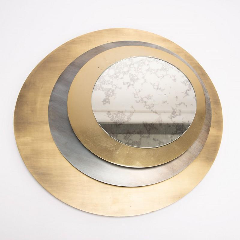 Miroir rond Eclipse
