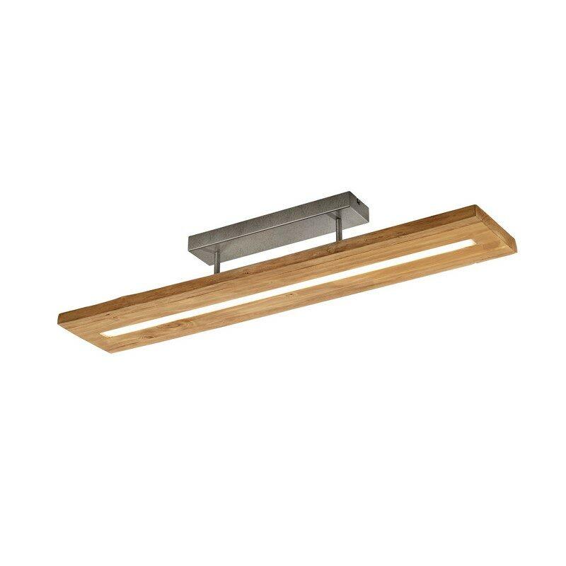 Plafonnier LED bois Brad