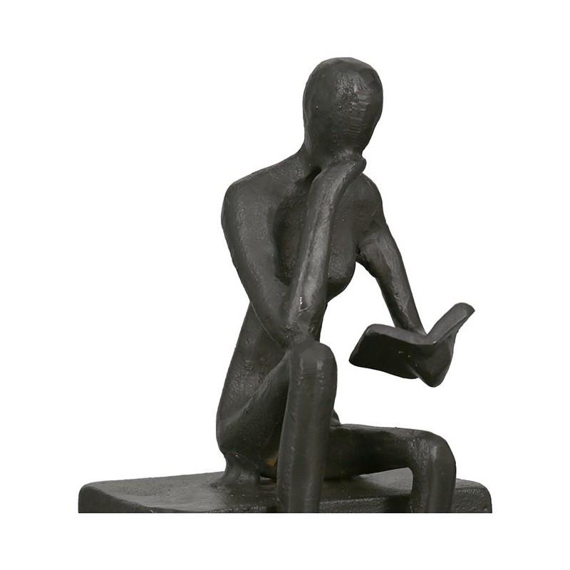 Sculpture Readable fer bruni