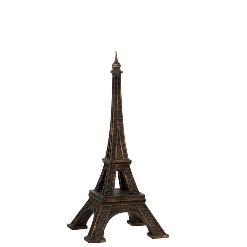 Tour Eiffel bronze petit modèle