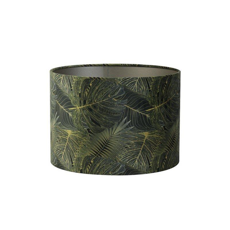 Abat-jour cylindre Amazone vert