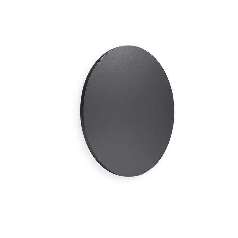 Applique Bora Bora LED noire 13.5 cm