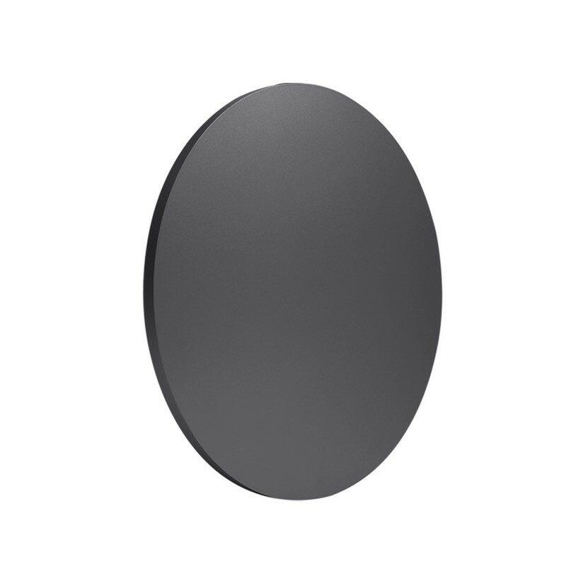 Applique Bora Bora LED noire 18 cm