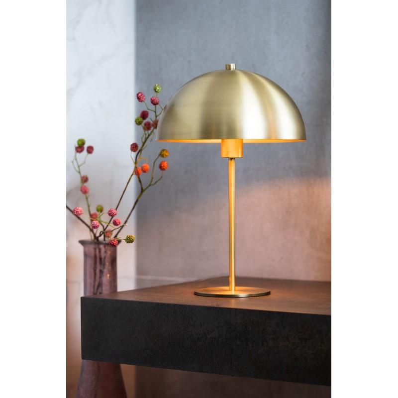 Lampe à poser Merel bronze antique 45 cm