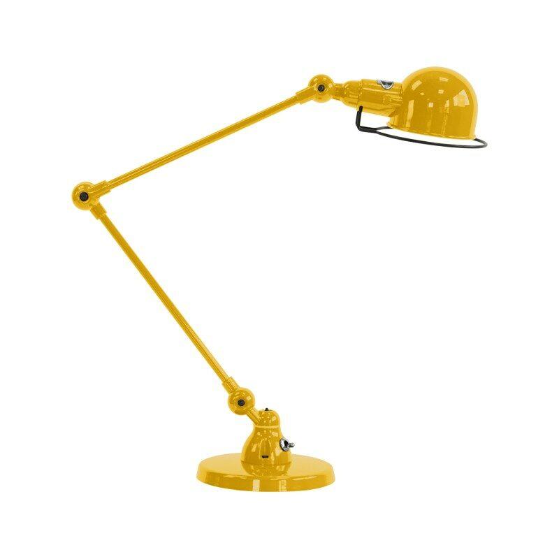 Lampe industrielle Signal SI333 moutarde brillant Jieldé