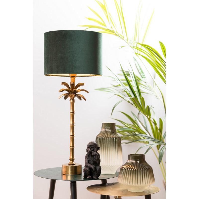 Pied de lampe Armata bronze antique