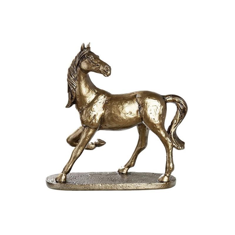 Sculpture Cheval sauvage