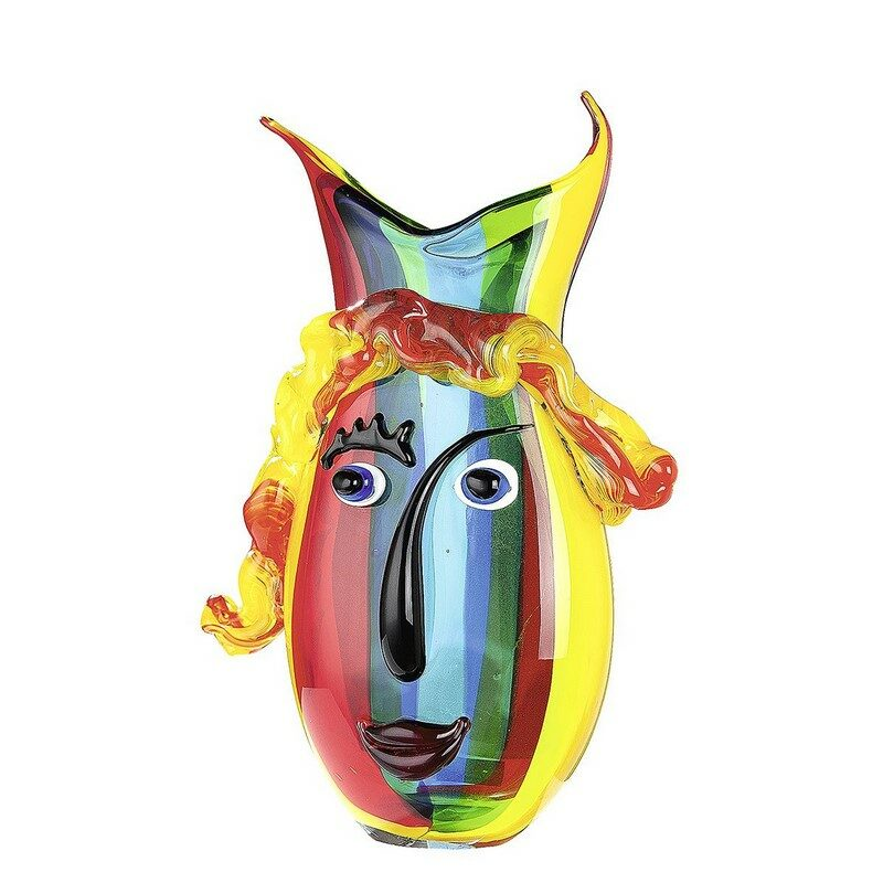Vase design Glasart Rainbow