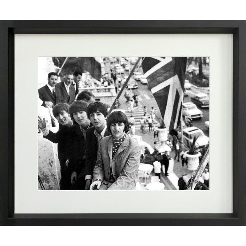 """Tableau """" Les Beatles au Negresco """""""