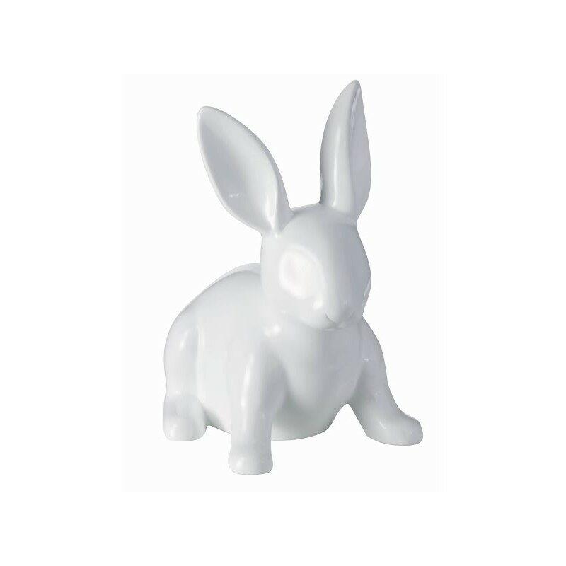 Figurine Lapin blanc