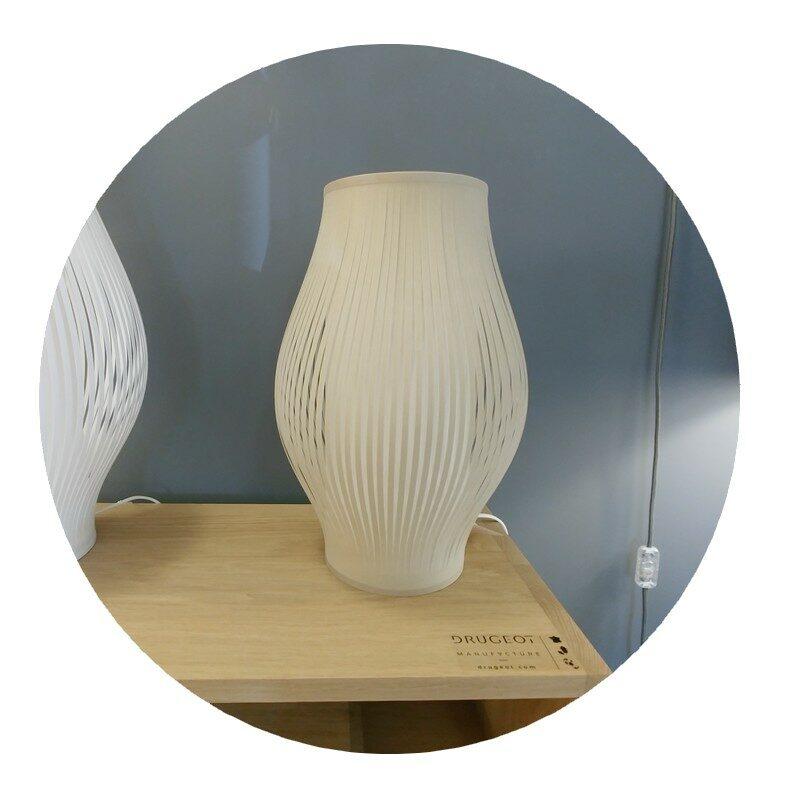 Lampe à poser pierre Mirta 36 cm