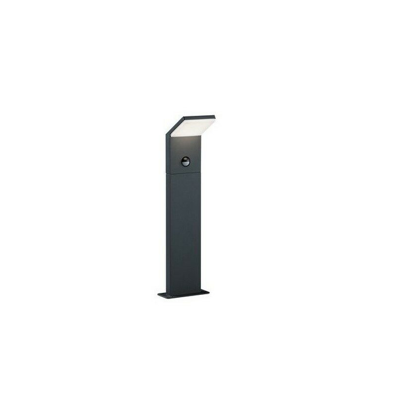 Potelet LED anthracite Pearl