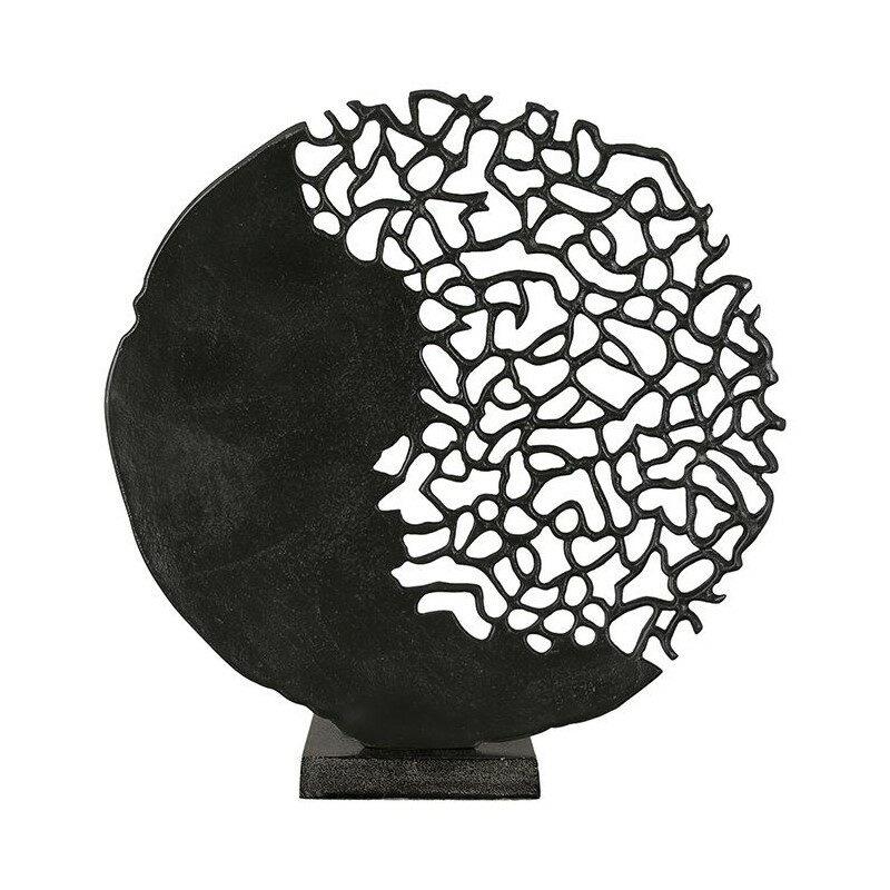 Sculpture noire Osaka