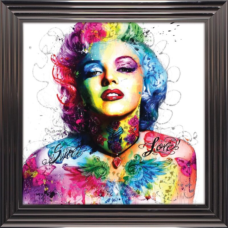 Tableau Marilyn Monroe – Poupoupidou