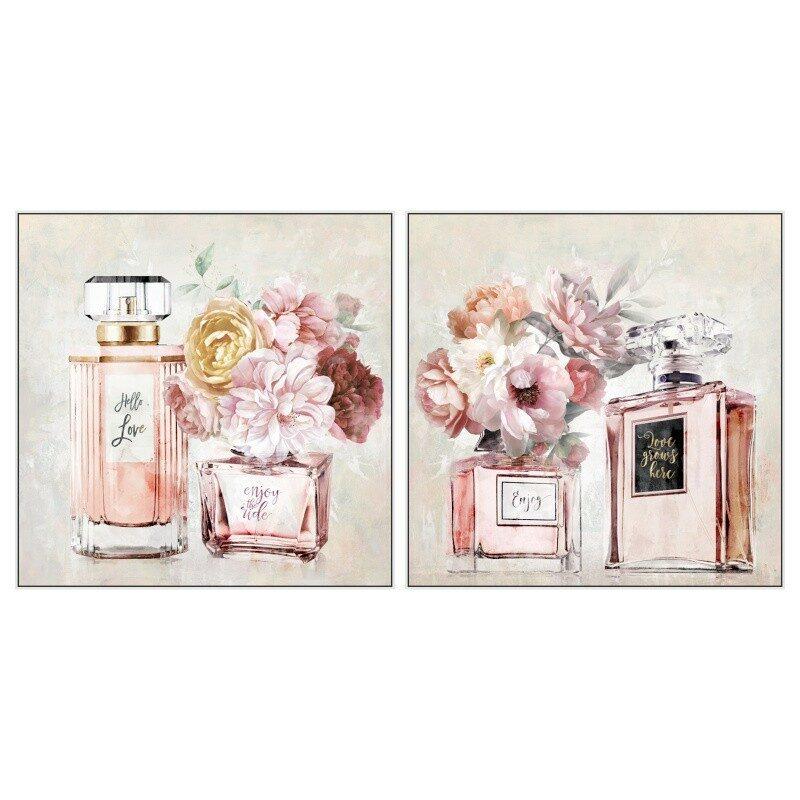 Tableau mural Flacon de parfum