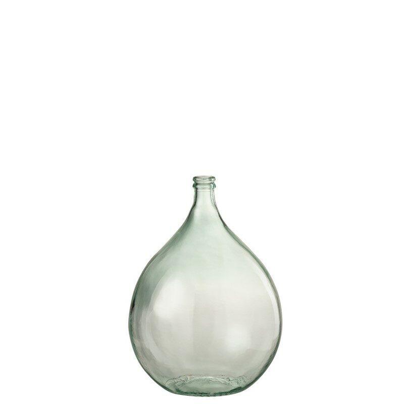 Vase en verre transparent Lisbonne