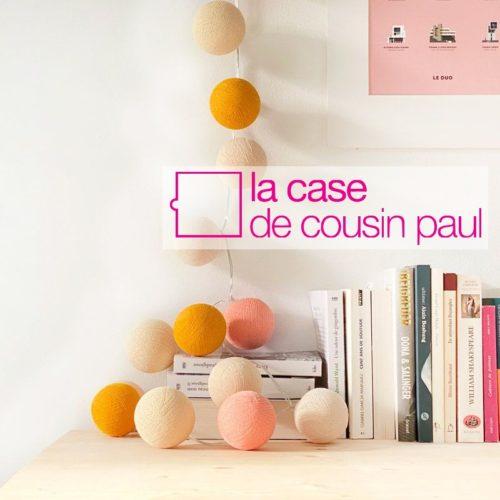 LA CASE DECOUSIN PAUL