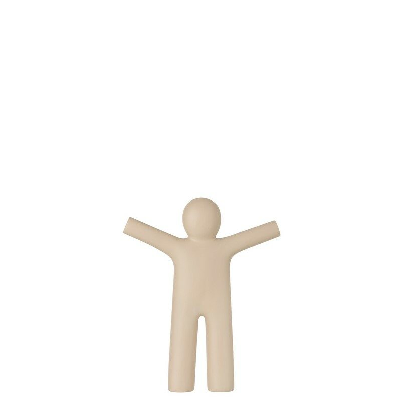 Figurine P'tit Maurice beige 30 cm