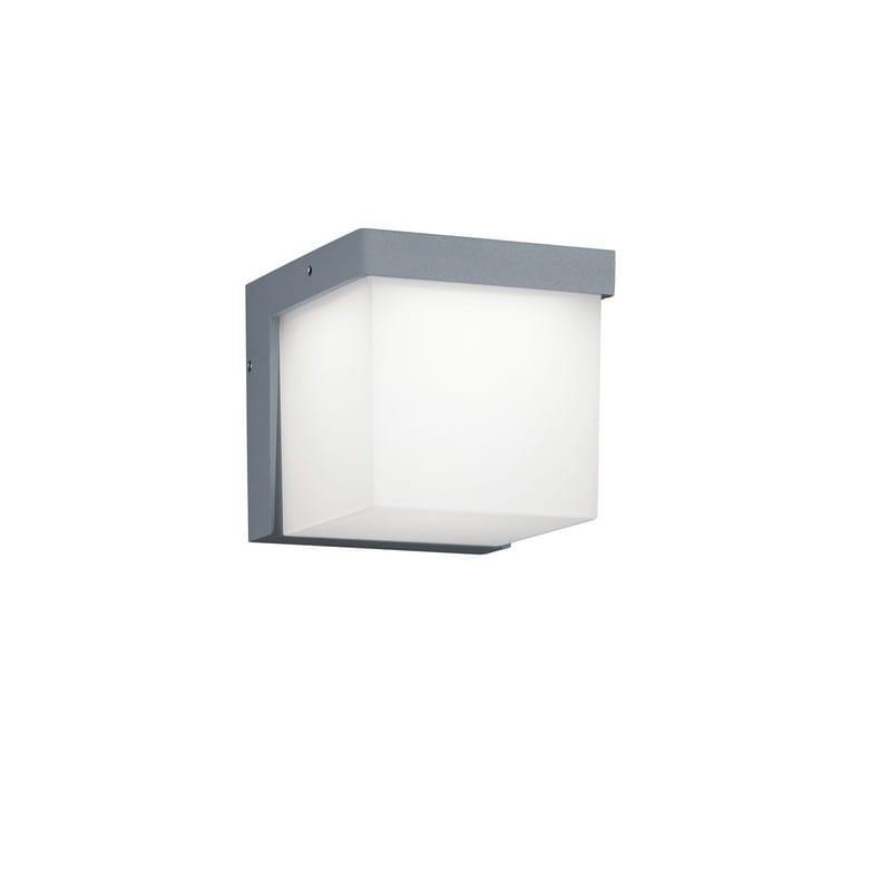 Applique extérieure YANGTZE titane LED - TRIO