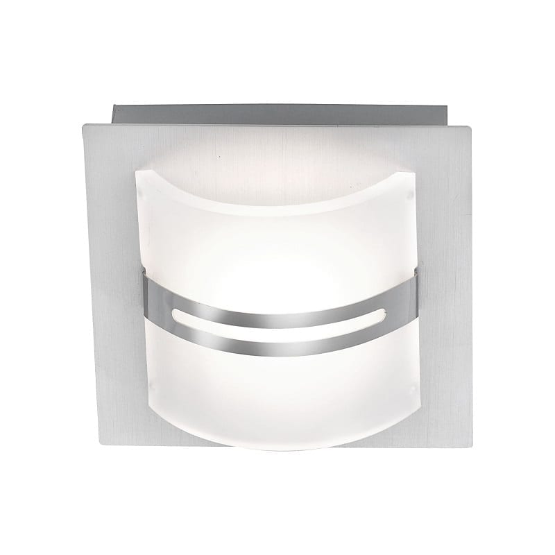 Applique KLARA aluminium LED dimmable - PAUL NEUHAUS