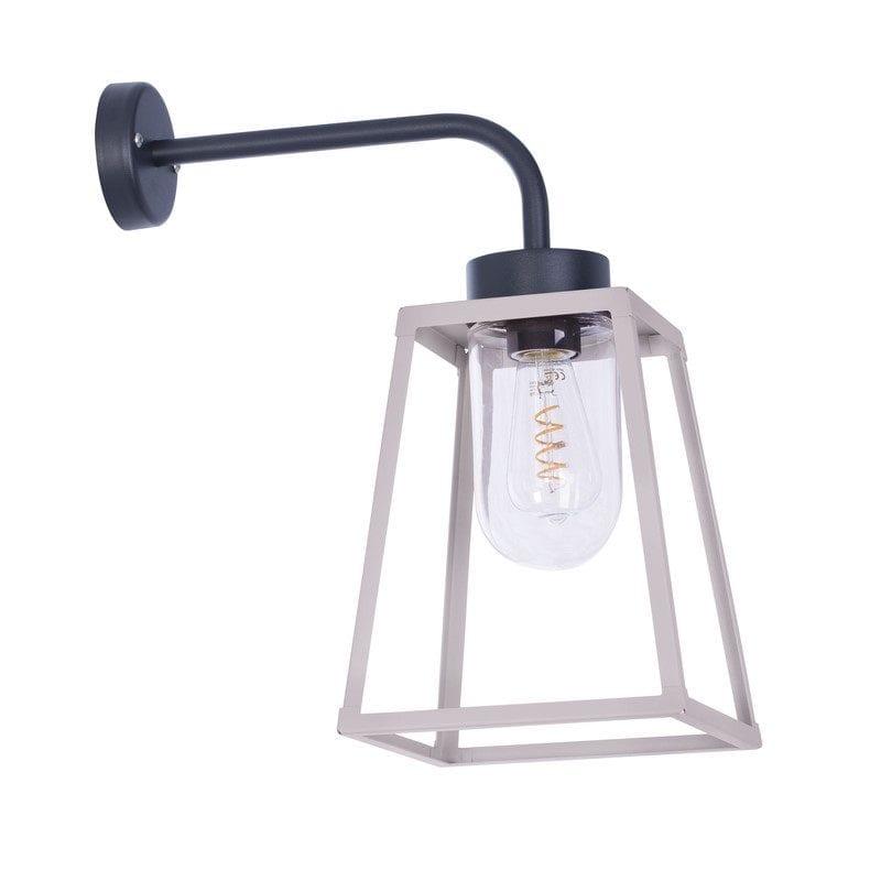 Applique extérieure LAMPIOK gris/gris 105 LA209105 - ROGER PRADIER