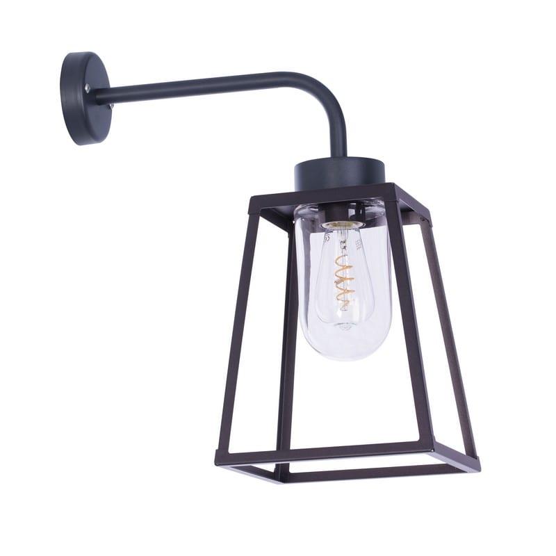 Applique extérieure LAMPIOK gris/gris 107 LA209107 - ROGER PRADIER