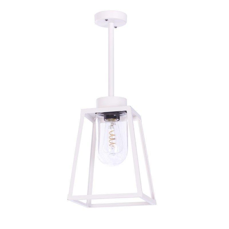 Plafonnier extérieur LAMPIOK blanc/blanc LA103101 - ROGER PRADIER