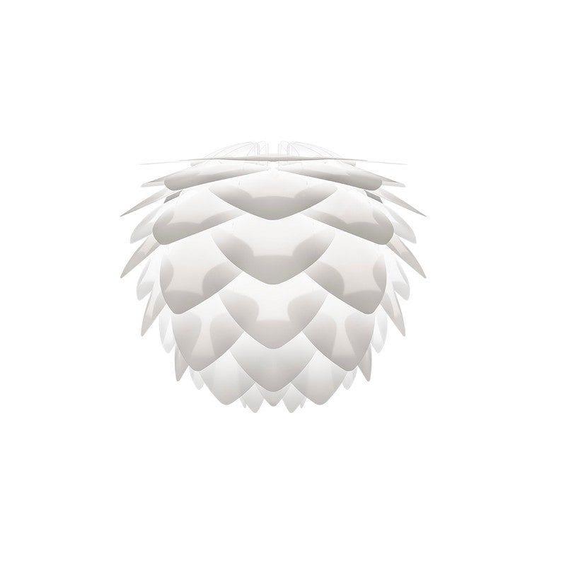 Abat-jour/suspension SILVIA blanche medium - VITA
