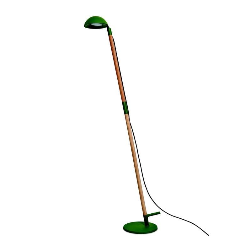Lampadaire TOOLS vert fougère RAL 6025 - ROGER PRADIER®