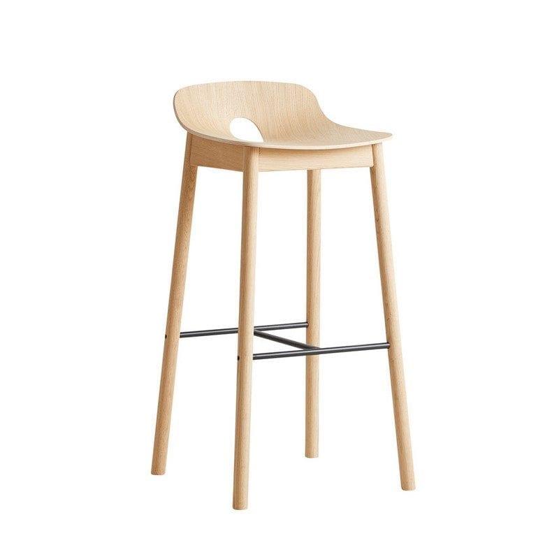 Chaise de bar MONO chêne - WOUD