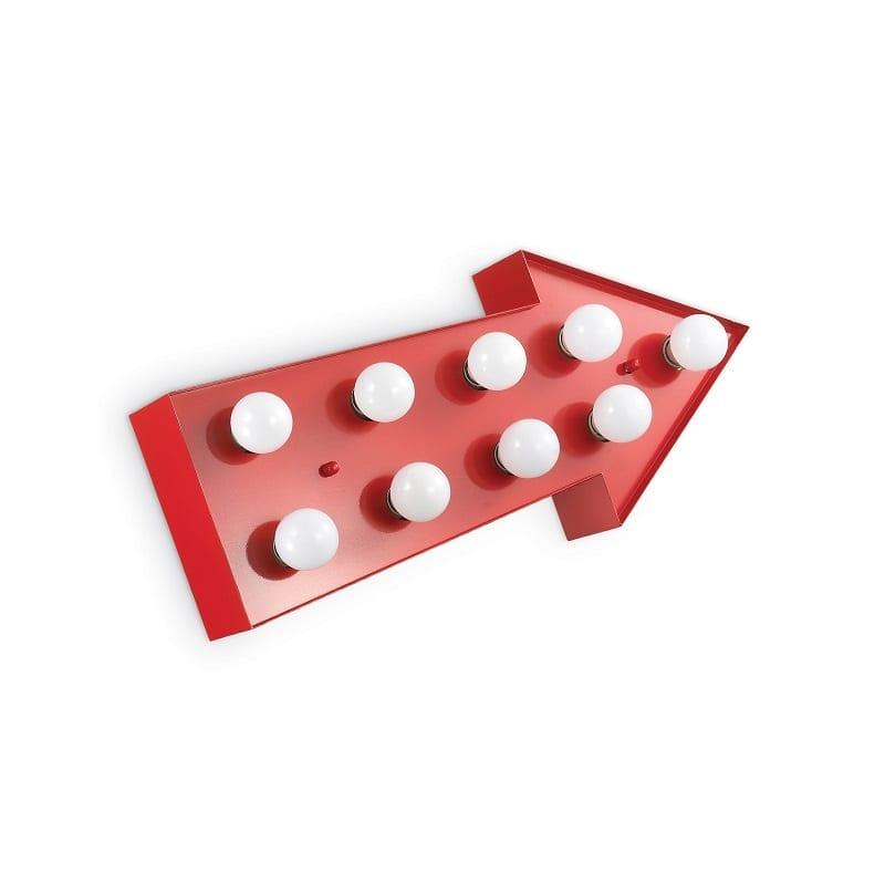 Applique flèche rouge Circus - 46378 - 153544