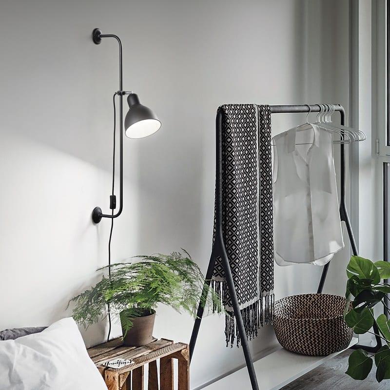 Applique-industrielle-noire-réglable-Shower-46377-179643-ambiance